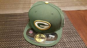 Brand New with Tags: New Era Green Bay Hat