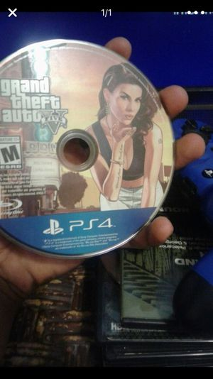 GTA 5 PS4 must go today