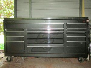 Snap on classic 96 tripple bank tool box