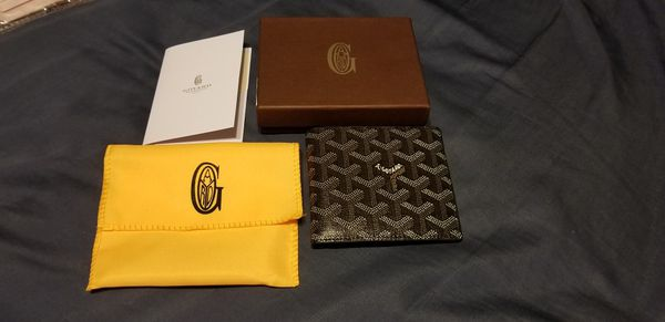 Goyard wallet new in box Jewelry Accessories in Chino CA OfferUp