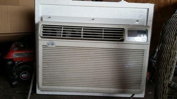 Hampton Bay Window Air Conditioner 14500 Btu Household