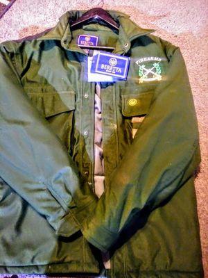 New W/ tags. Mens XL Beretta Jacket. Firearms of Marin.