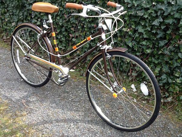 Vintage Free Spirit 3speed Urban Cruiser Bicycle Bicycles In