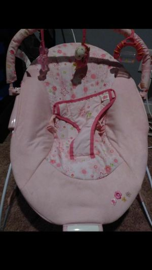 Baby girl chair