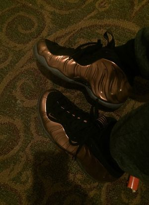 Copper foams 8 1/2 $150