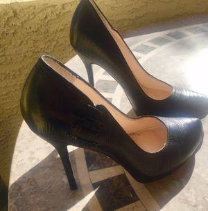 """Boutique 9"" Stiletto Heel Leather (size 10) Shoes"