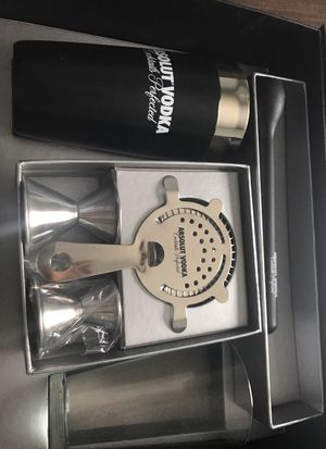 Cocktail kit !!!