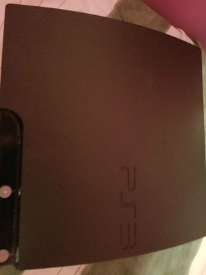 Ps3 good condition! no control!!! just the console