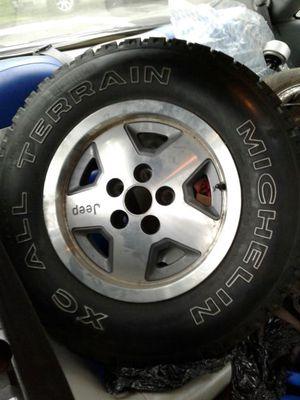1 tire