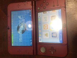 New Nintendo 3DS XL plus games