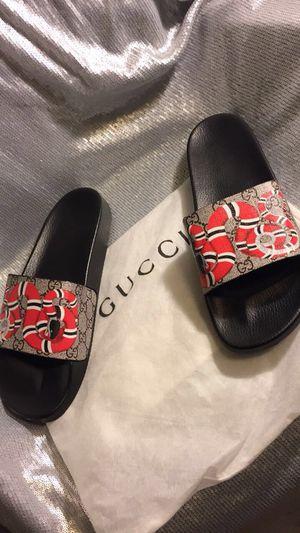 Gucci Slides (Size:12)