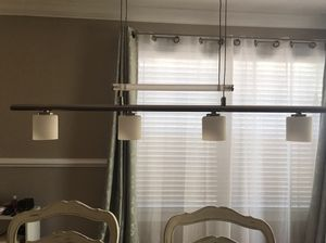 Dining Room Light Chrome