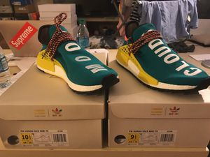 NMD human race 2.0 pharell not yeezy supreme bape air Jordan