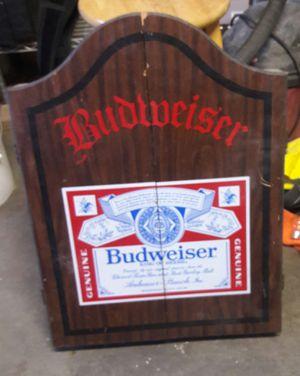 Budweiser Dart Board