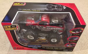 Monster Truck Remote/Radio Controlled (Dodge Raminator) -NEW