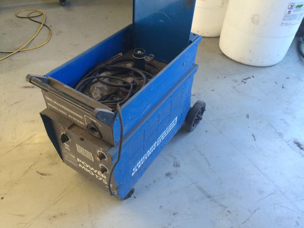 Chicago electric power mig 175 t welder tools machinery for Electric motor repair chicago