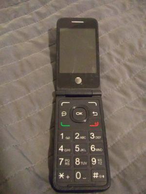 Motorola Sprint flip phone big buttons