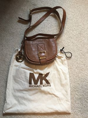 Authentic Michael Coors Crossbody purse