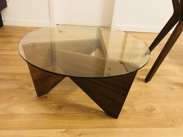 West Elm Furniture Jensen Dining Table And Sailboat Coffee Table - West elm jensen dining table