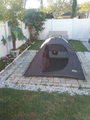 Camping tent!