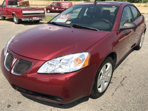 2009 Pontiac G6 For Sale!