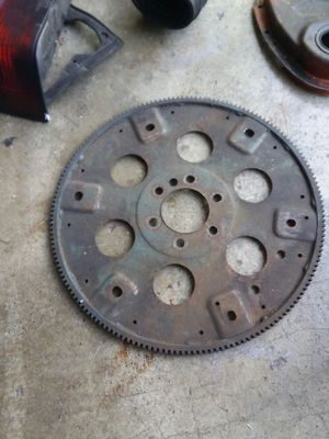 Sbc flexplate