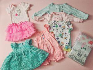 Newborn Baby Girl Clothes (assortment)