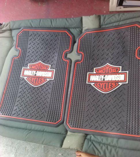 Harley davidson floor mats auto parts in jacksonville fl harley davidson floor mats tyukafo