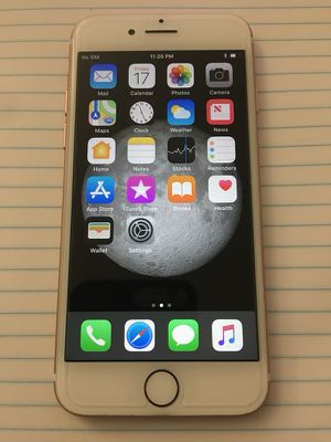 AT&T/Cricket 128gb IPHONE 7