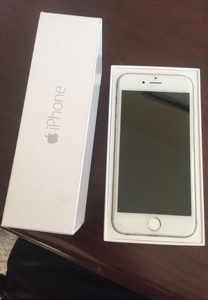 iPhone 6, 64GB, Silver