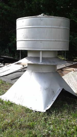 Antique barn cupola vent