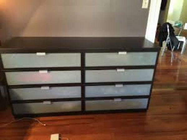 Ikea hopen 8 drawers dresser. Ikea hopen 8 drawers dresser   Furniture   in Atherton  CA   OfferUp