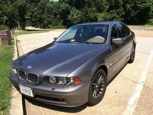 BMW E39, 540i , 2003 with 108,000 miles
