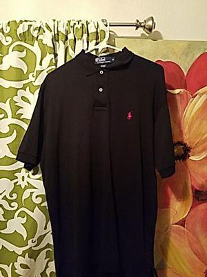 Brand new black Polo (Ralph Lauren)