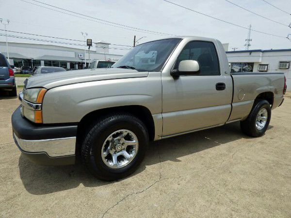 2003 Chevrolet Silverado 1500 Ls Short Bed 2wd Auto Parts