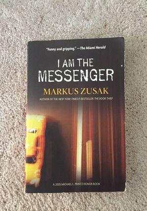 I Am The Messenger - Book