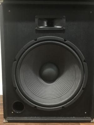 """Pair of DJ 100 Watt Speakers- 15"""" Woofers"""