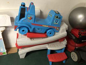 Thomas The Train Roller Coaster