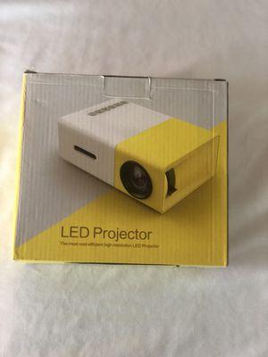 New mini led projector