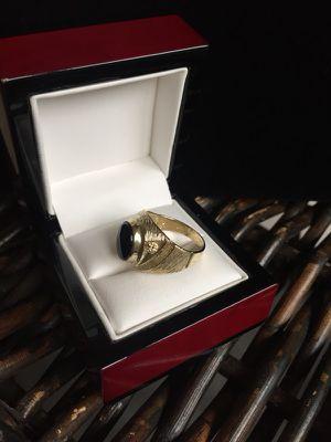 Men Ring 10 k Gold