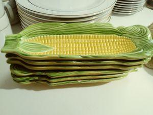 Corn holder set.