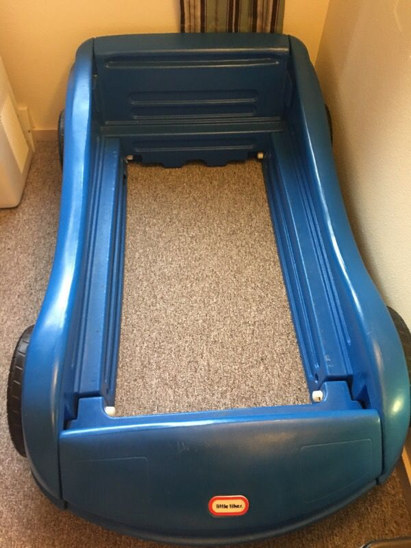 Toddler car bed furniture in bremerton wa offerup for Furniture bremerton