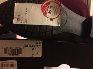 Boots size 5M brand new never used