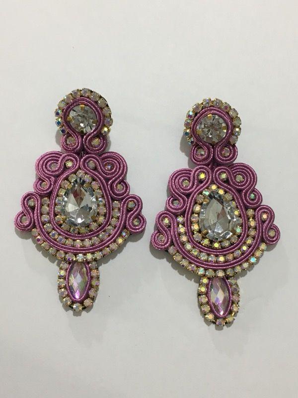 Aretes echos a mano! Handmade earrings ✨ (Jewelry & Accessories ...
