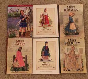 American Girl Doll Books