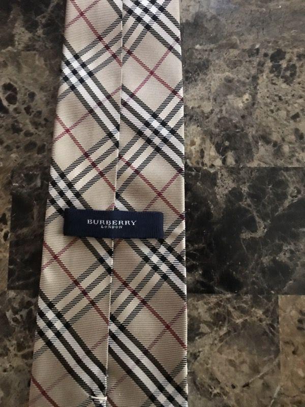 Burberry London Tie