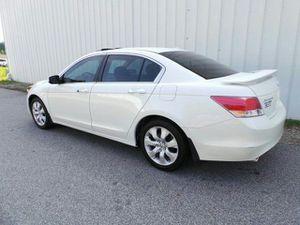 2008 Honda Accord Sedan V6 EX-L for more info contact me at __saramv@comcast.net__
