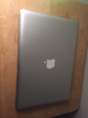 "Late 2011 13"" Macbook Pro Unibody 2.4Ghz i5 500Gb 4Gb with charger"