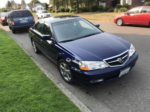 2002 Acura TL Type-S only 110K miles