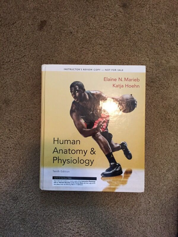 Anatomy and physiology (Books & Magazines) in Arlington, TX
